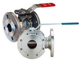 Ship chandler Ball valves