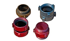 Ship chandler Hose couplings