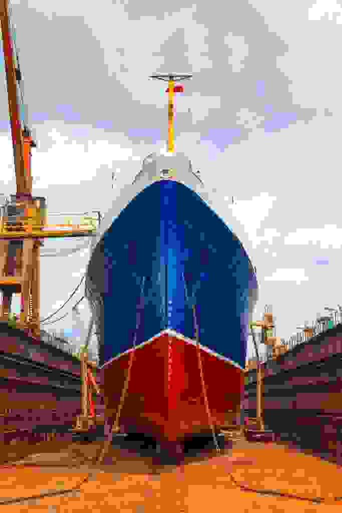 Ship chandler Dry Dock