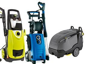 Ship chandler High pressure washers