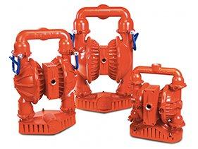 ship chandler - Air driven pumps