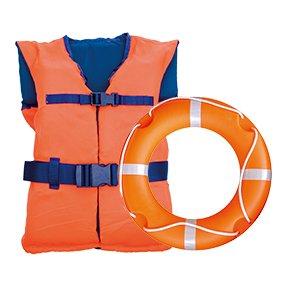 Ship chandler Lifebuoys/lifejackets