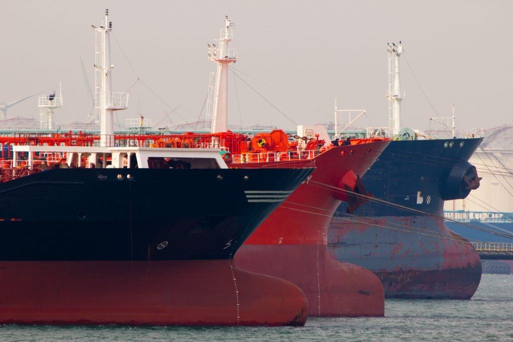Ship chandler Three ships