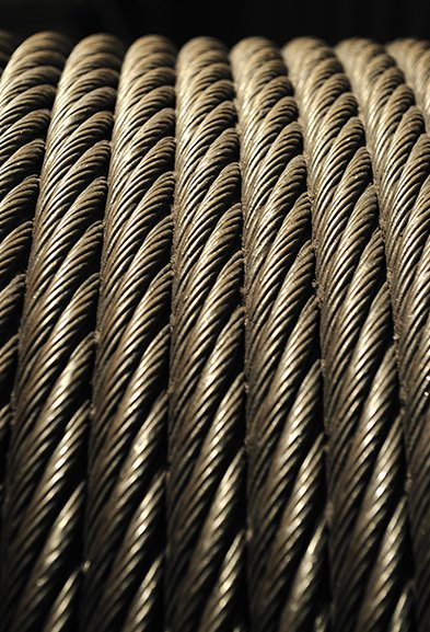 Ship chandler Wire rope
